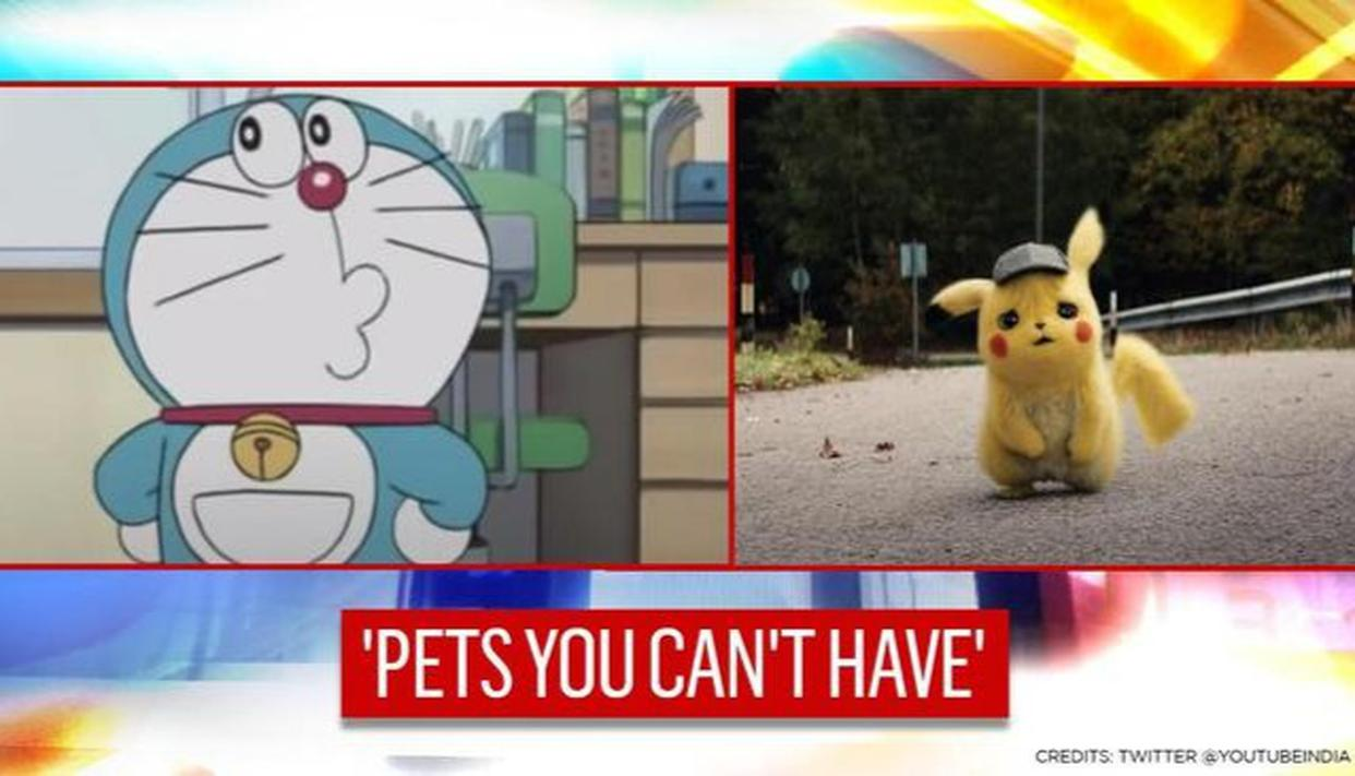 Jaadu, Pokemon among 'Pets we want but can't have'; YouTube India sparks funny meme-fest - Republic World