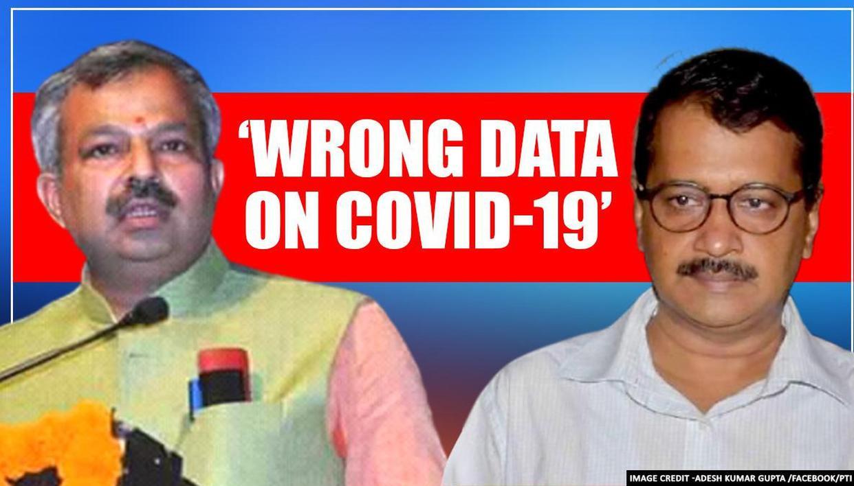 Delhi BJP chief slams AAP govt's handling of COVID crisis, claims hospital mismanagement - Republic World