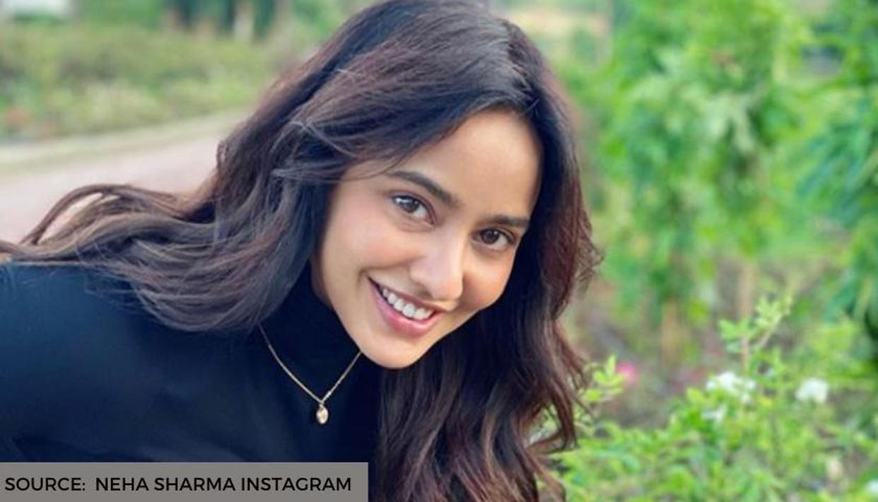 Neha Sharma gives glimpses of her Sunday with tunes of 'When The Party's  Over'; watch