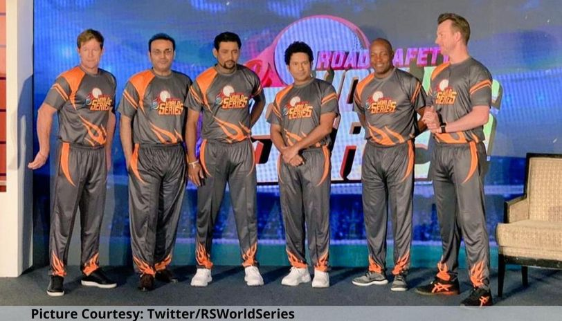 India Legends vs West Indies Legends