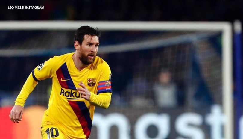 Lionel Messi record salary