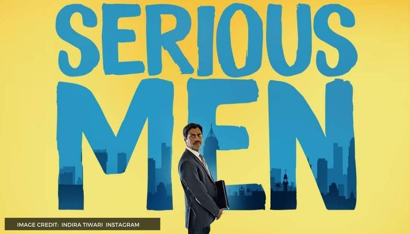serious men cast