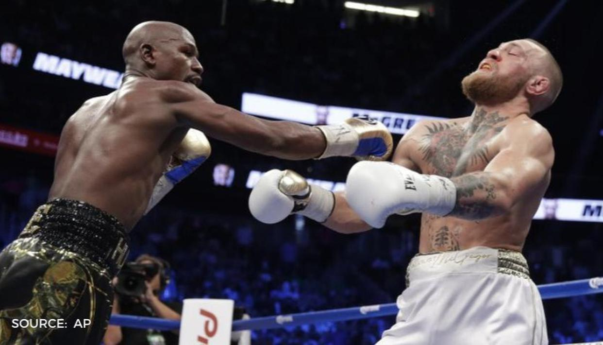 Mayweather vs McGregor: Floyd reveals why he didnt knock