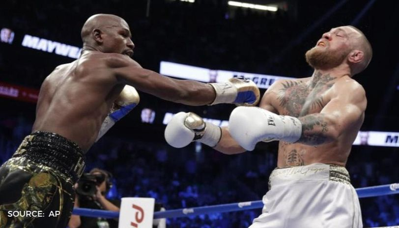 Mayweather Vs Mc Gregor