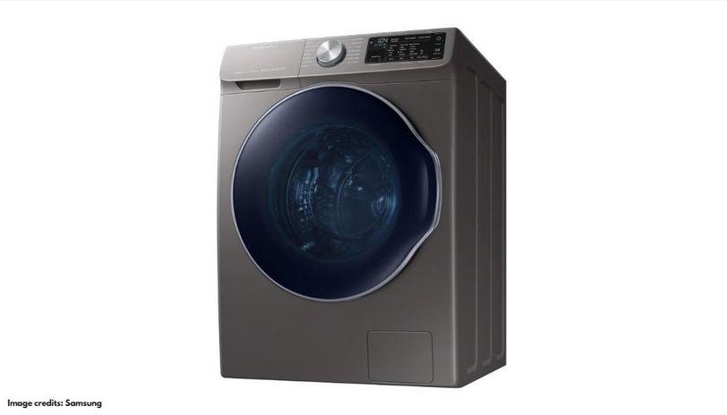 1e error in samsung washing machine