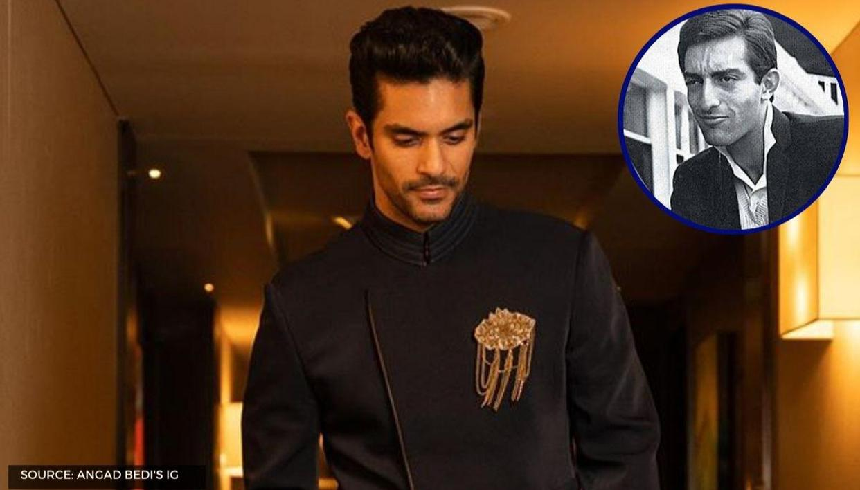 Angad Bedi pays tribute to the legendary Indian cricketer Tiger Pataudi; See post here - Republic World