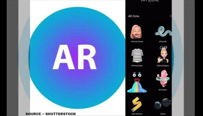 what is ar zone app on android