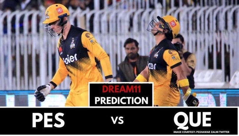 PES vs QUE dream11 prediction