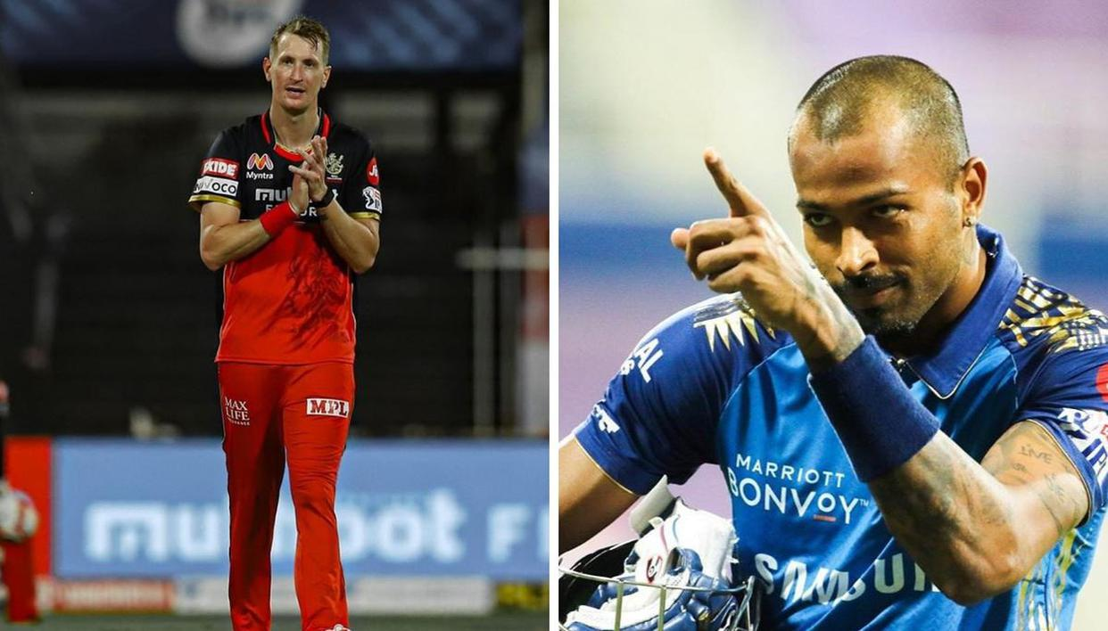 Hardik Pandya pleads guilty to breaching Dream11 IPL Code of Conduct with Chris Morris