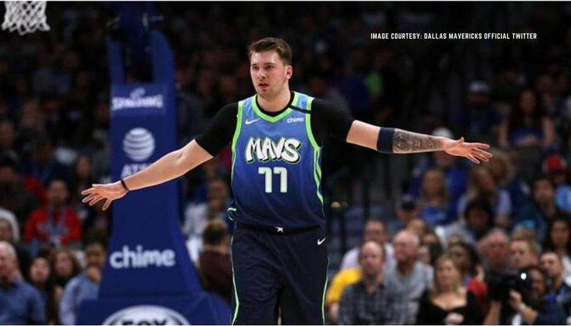 is luka doncic playing tonight