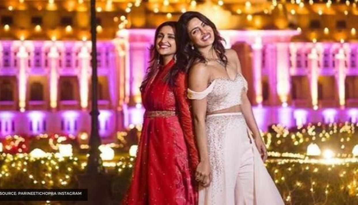 Parineeti Chopra And Priyanka Chopra Never Fail To Give Us Sister