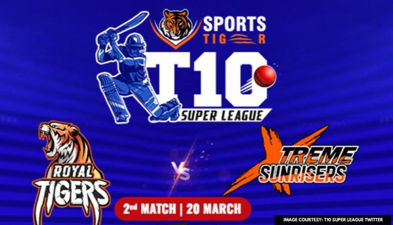 T10 Super League 2020 live scores, Tigers vs Sunrisers Match 2 pitch and  weather report - Republic World