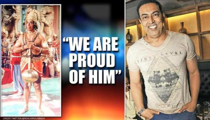 Ramayan: Vindu Dara Singh shares interesting story on how his father was cast as Hanuman