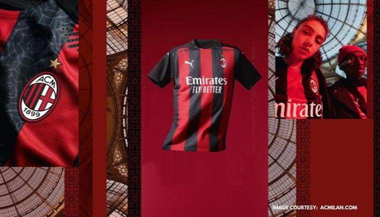 Ac Milan Unveil New Puma Home Kit For 2020 21 Season Ahead Of Sampdoria Clash
