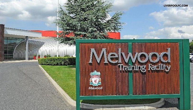 Liverpool suspend training