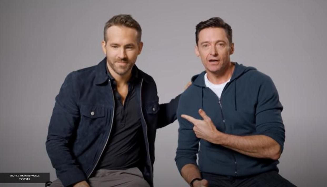 Ryan Reynolds teases Hugh Jackman as 'the second choice' for Wolverine; the latter reacts - Republic World
