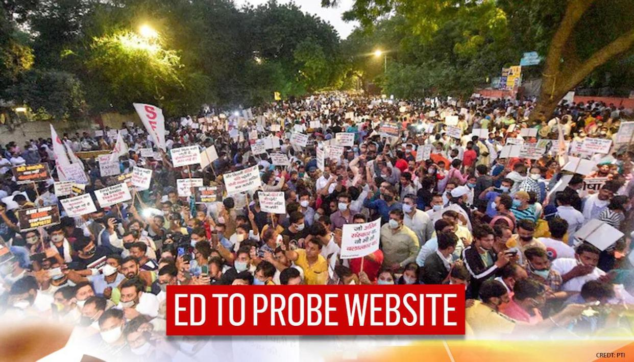 In Hathras 'conspiracy' angle, ED to probe suspicious website; may register PMLA case - Republic World
