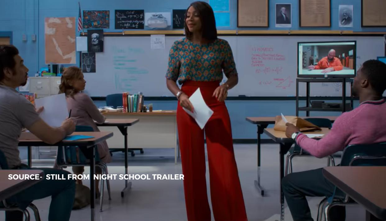 'Night School' Cast: Know the actors and characters they play in this 2018 comedy film