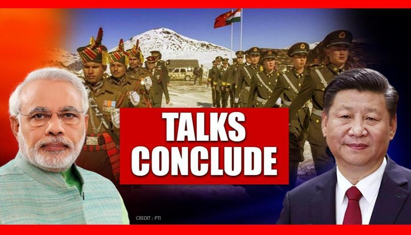 India-China's 'Commander-level talks' at Moldo conclude after 5 ...
