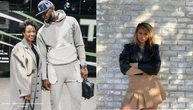 was lebron james caught cheating