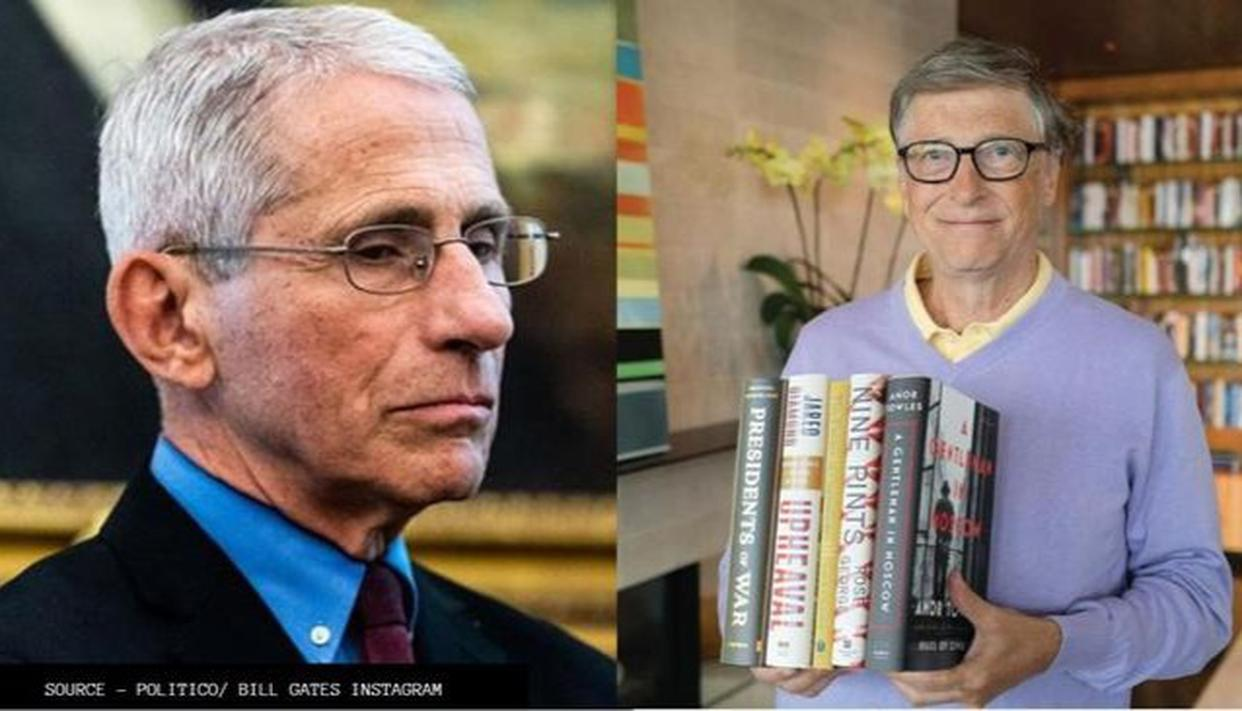 Fact check: Were Bill Gate and Dr. Anthony Fauci roommates in college? - Republic World