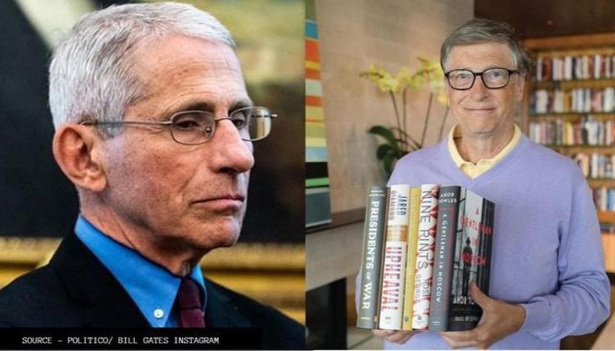 Fact check: Were Bill Gates and Dr. Anthony Fauci roommates in college?