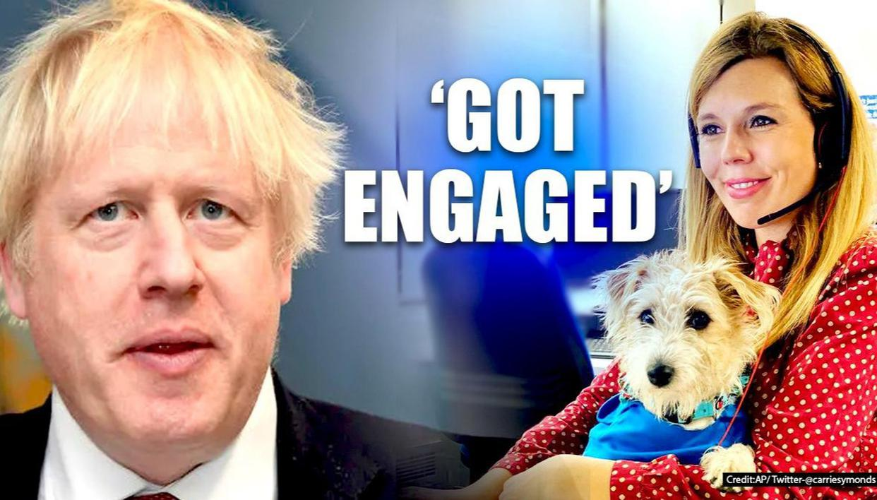 Boris Johnson And Carrie Symonds Are Engaged And Having A Baby