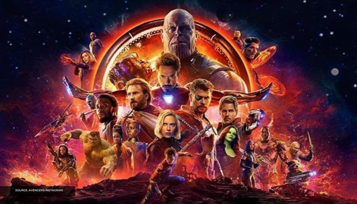 'Avengers: Infinity War' Now Streaming on Disney+, status of the infinity stones revealed - Republic World