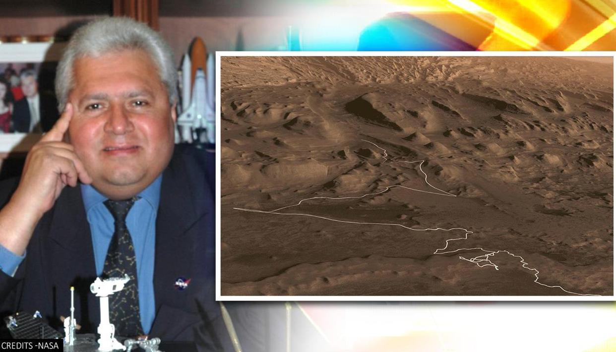 Mars Curiosity team names hill in honour of Mexican scientist who died of COVID-19 - Republic TV
