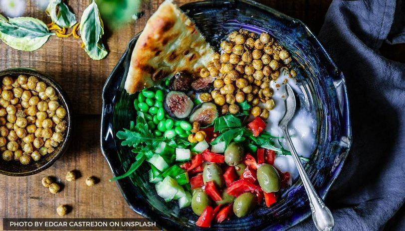 protein rich food for vegans