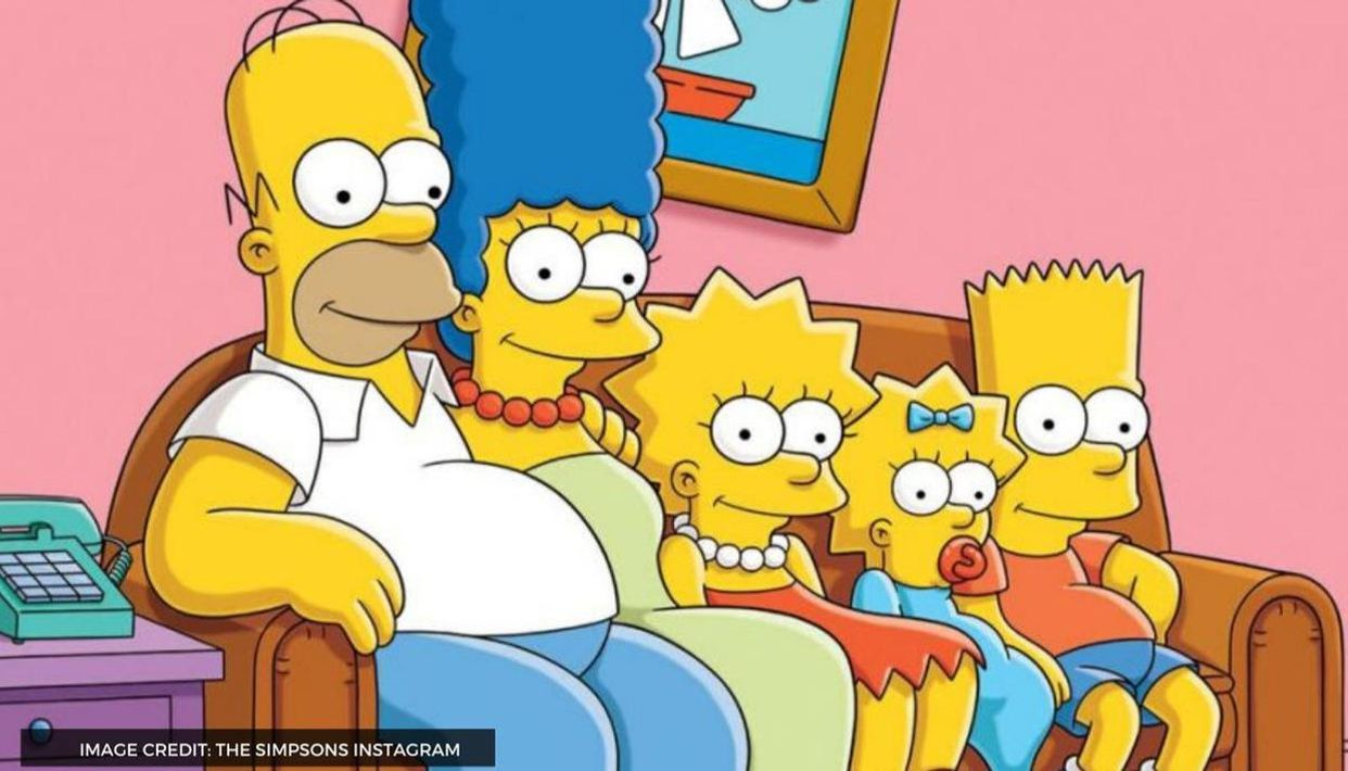 The Simpsons Are Yellow Because Of A Unique Reason Reveals Show Creator Matt Groening