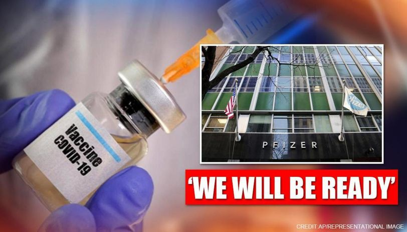 COVID-19 vaccine manufacturing has begun at risk, will be ready by year-end: Pfizer CEO
