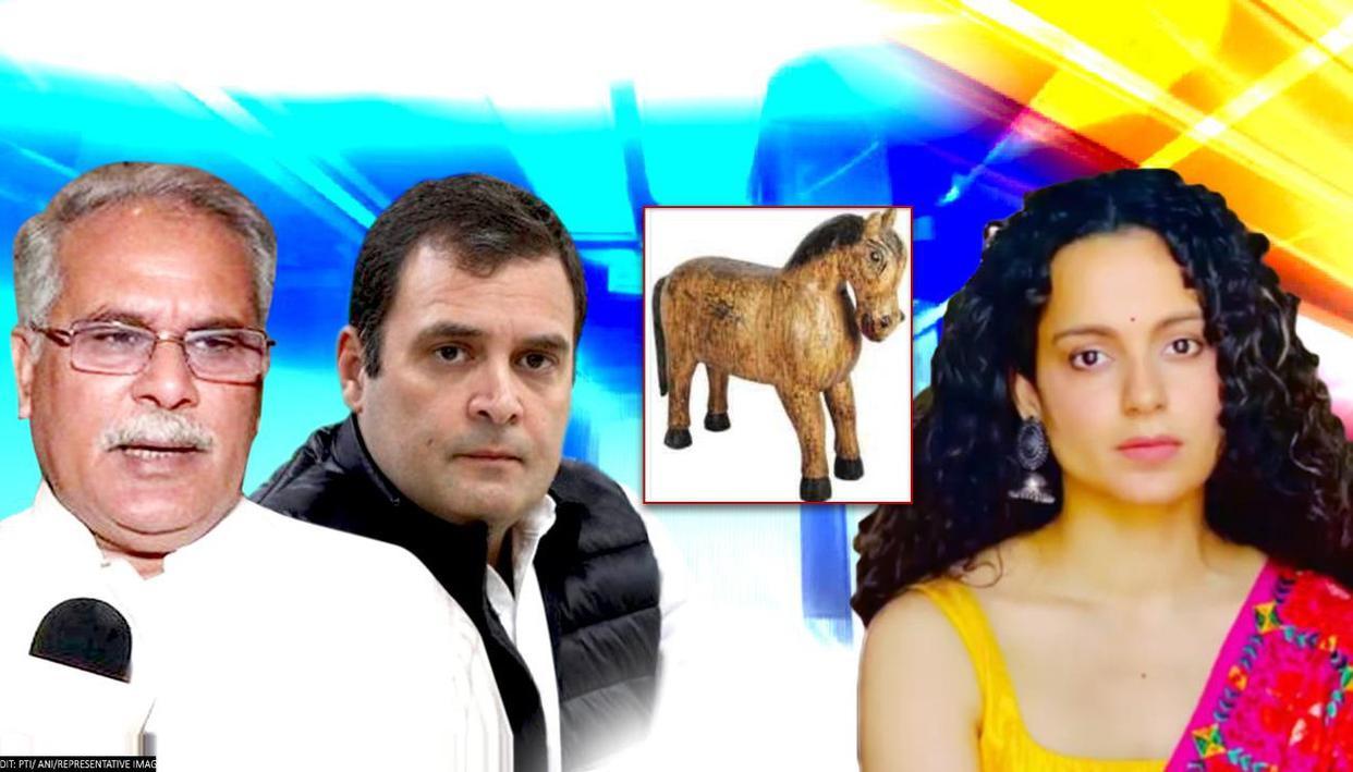 Congress in Chhattisgarh mocks National Film Award winners, then deletes tasteless attack - Republic TV