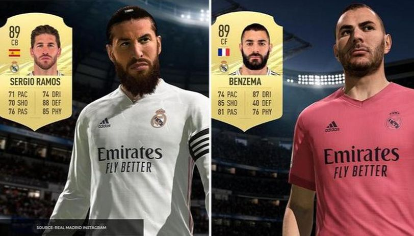 Real Madrid Fifa 21 Ratings Here Are Some Player Ratings For The Upcoming Fifa Game