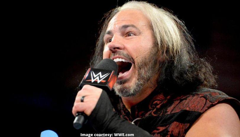 Why did Matt Hardy leave WWE