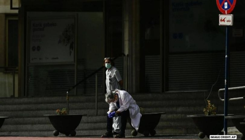 Coronavirus: Spain records new 757 COVID-19 deaths for second day
