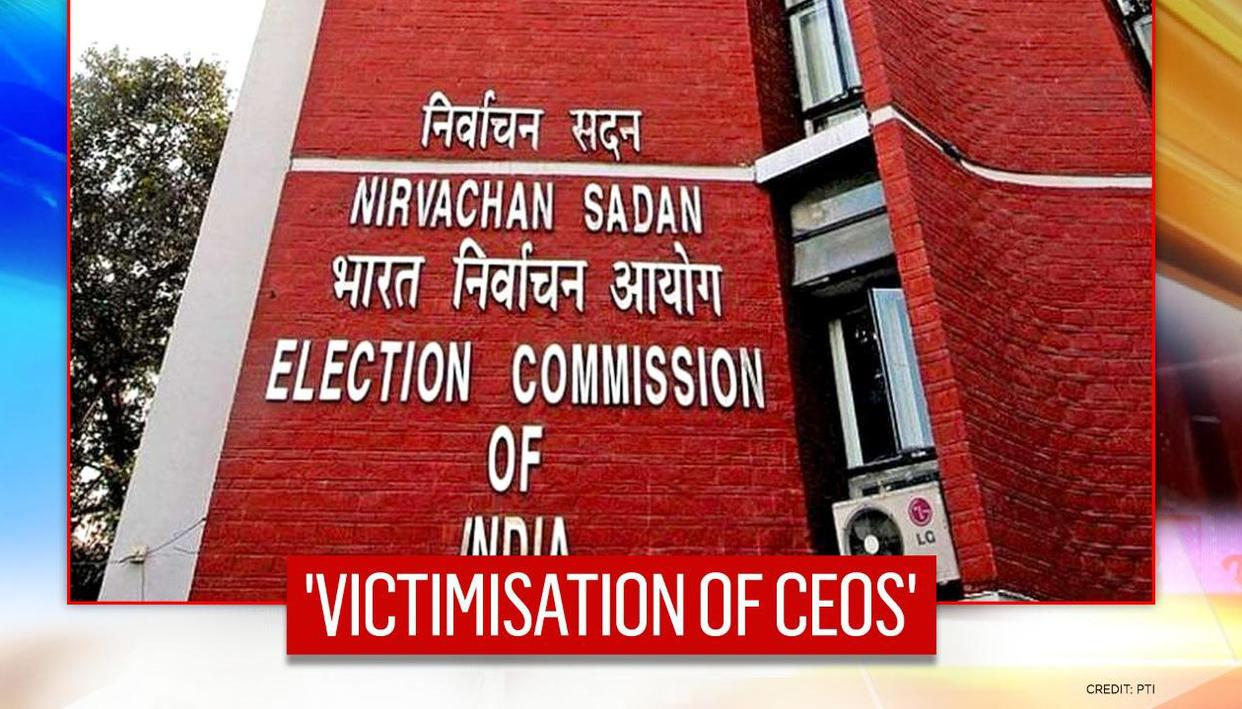 'It affects free & fair elections': EC steps in to protect officials from 'Victimisation'