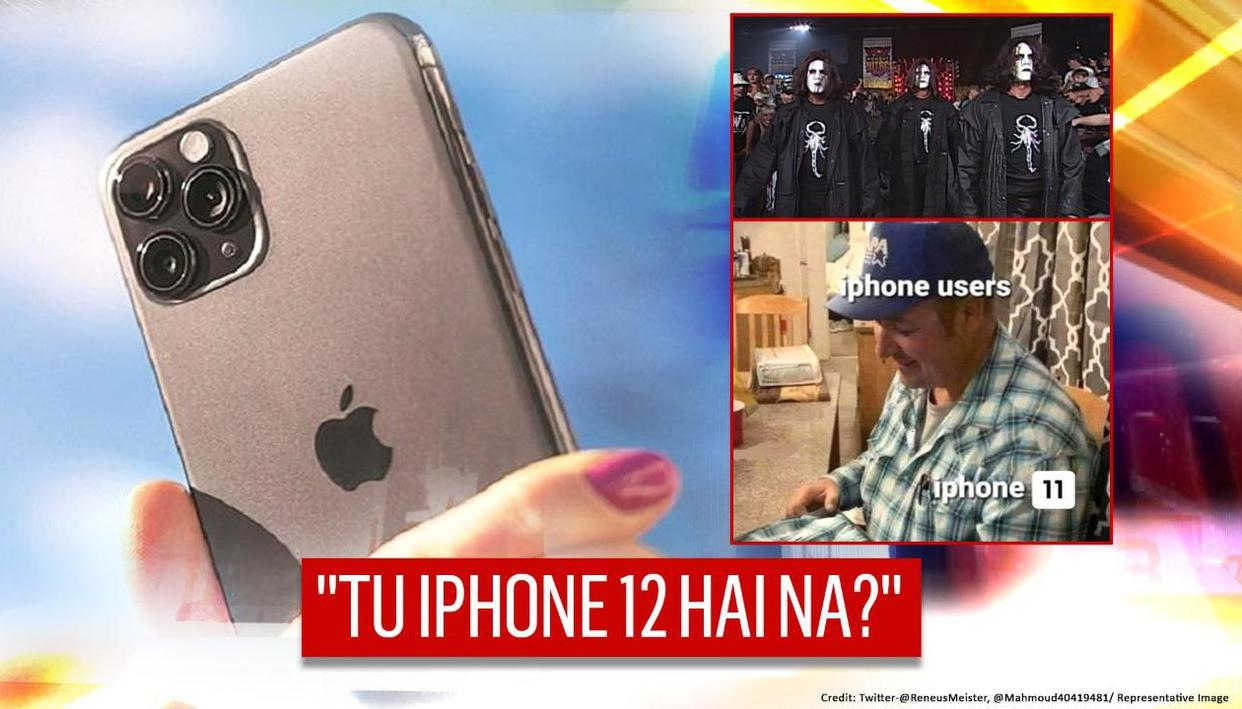 'Not iPhone 12' say netizens on Apple's latest as 'kidney' memes surface on expected lines
