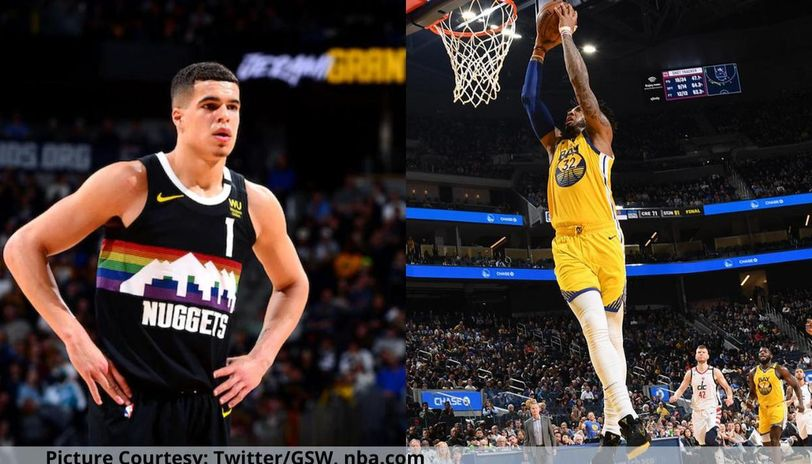 Nuggets vs Warriors live streaming