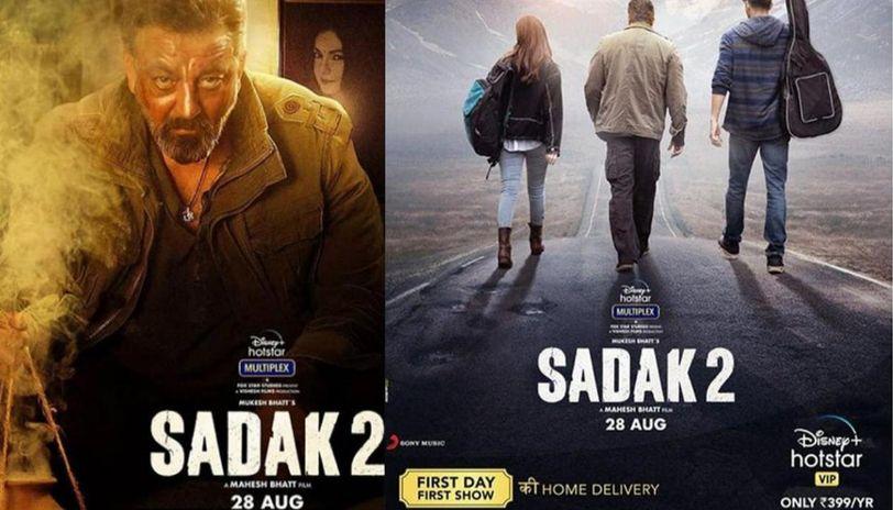 Sadak 2 release on Hotstar