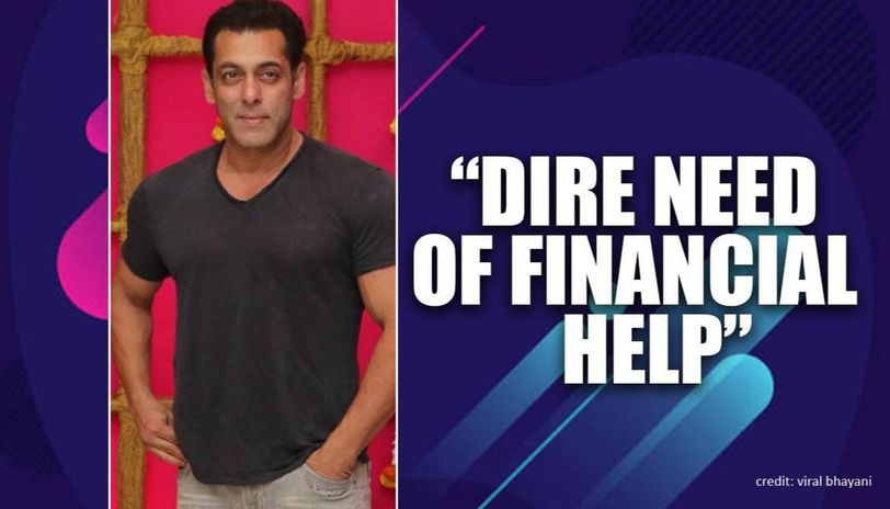 Salman Khan to help 25K daily wage workers in lockdown, will deposit money into accounts