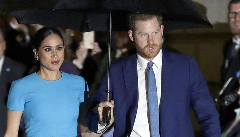 Prince Harry and Meghan receive apology from photo agency