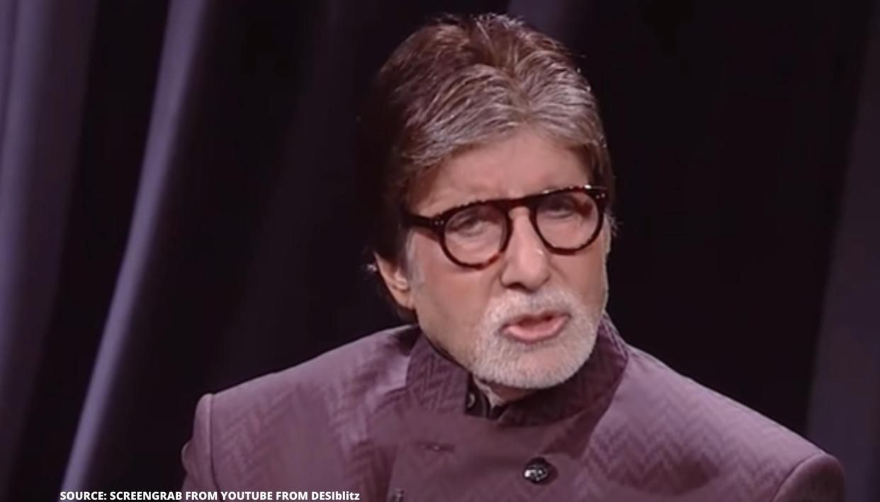 Amitabh Bachchan asks fans to remove 'thorns' from others' lives in poignant post - Republic World