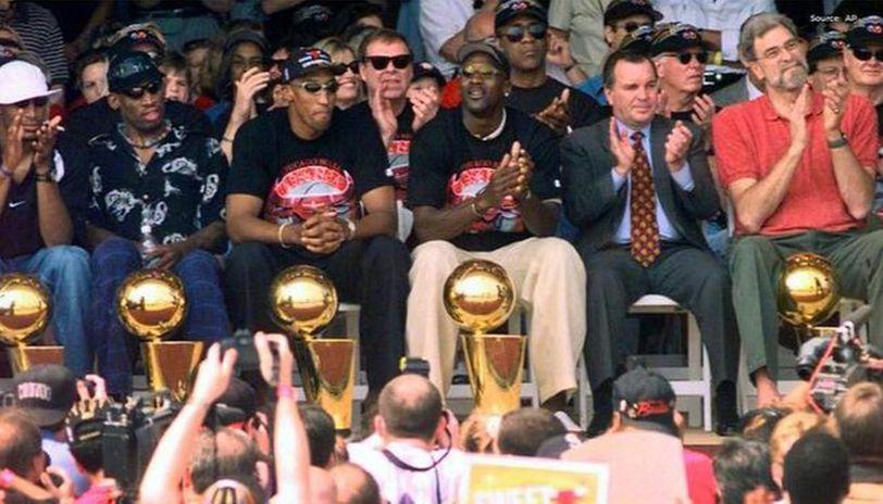 Michael Jordan The Last Dance
