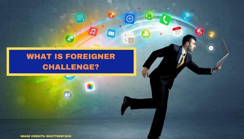 what is the foreigner challenge on instagram