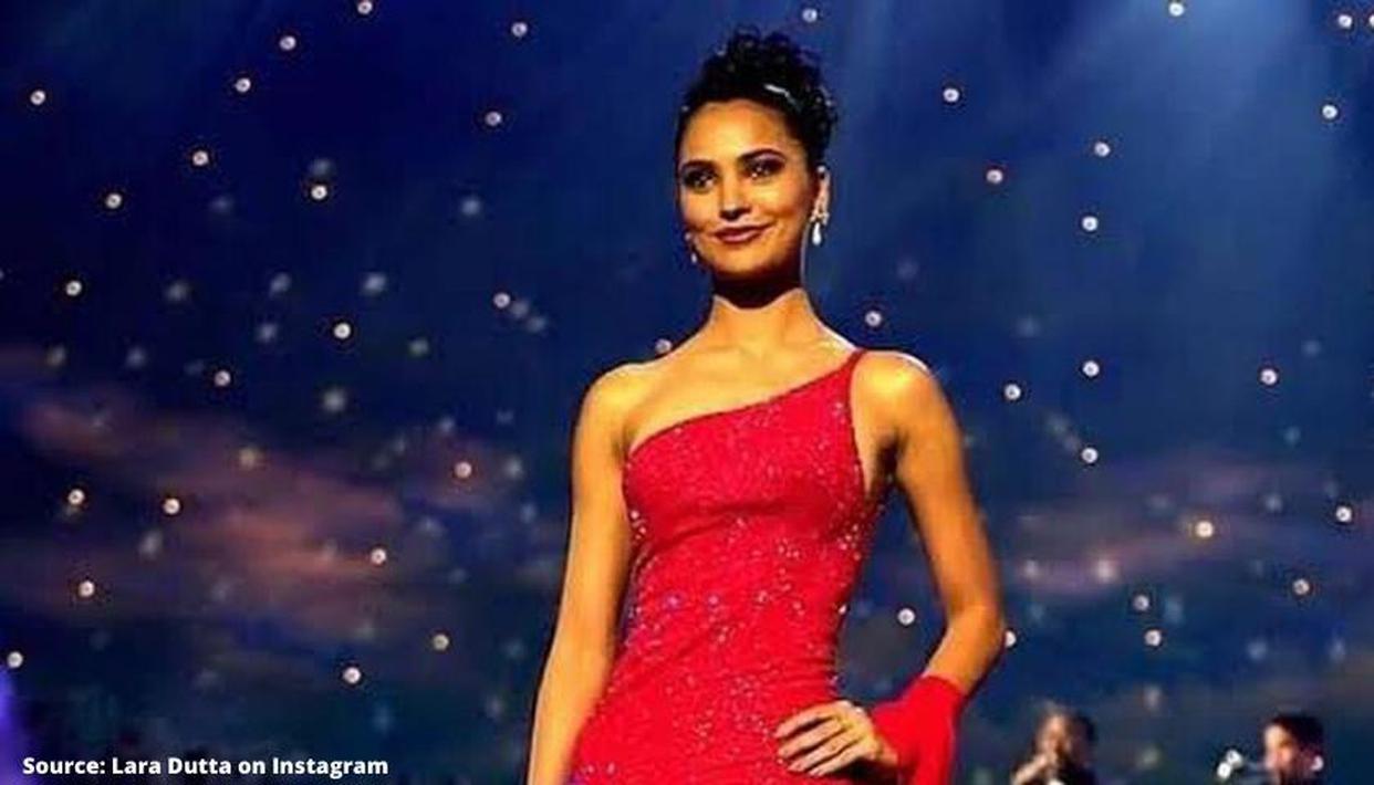 Lara Dutta shares reason behind her calm demeanor during Miss Universe competition - Republic World