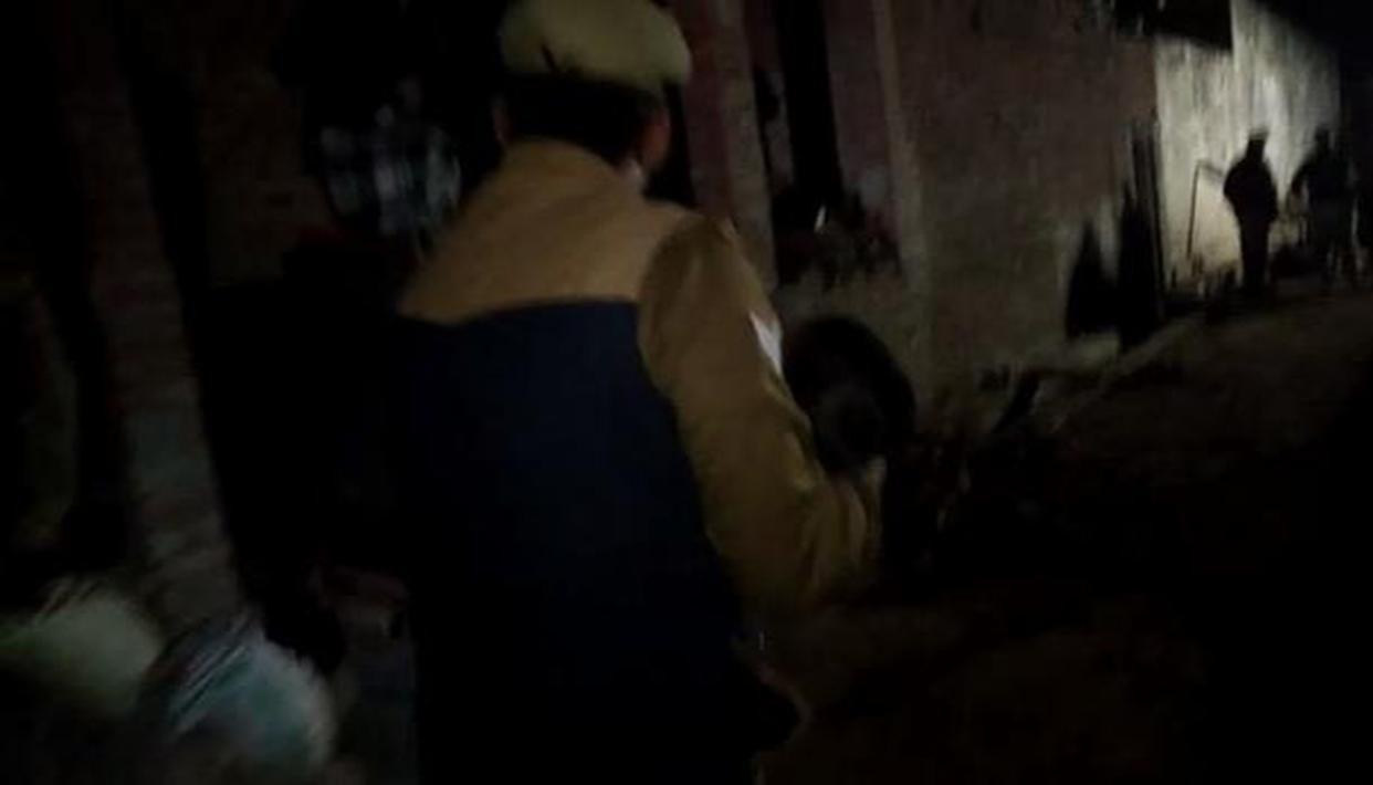 20 children held hostage in UP village