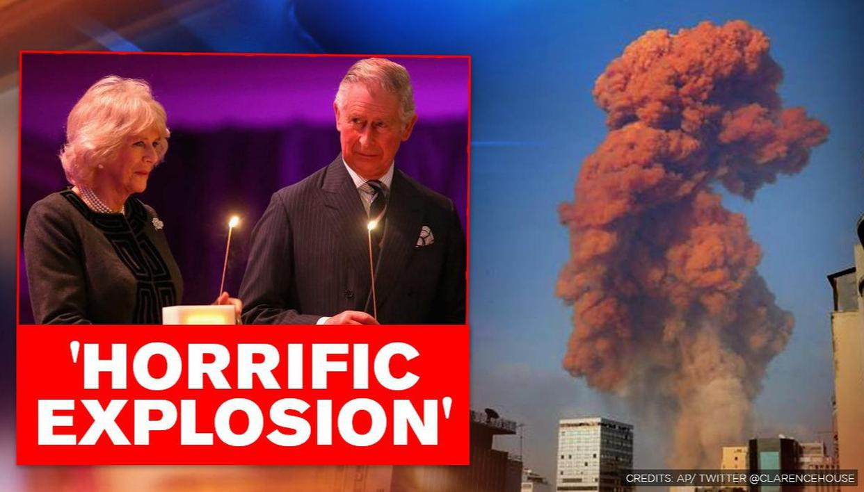 Beirut explosion: Prince Charles and Duchess of Cornwall offer condolences to Lebanon - Republic World
