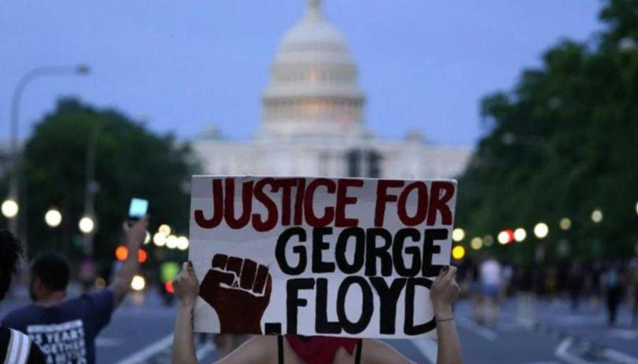 Justice for George Floyd' petition becomes most signed Change.org petition  of all time