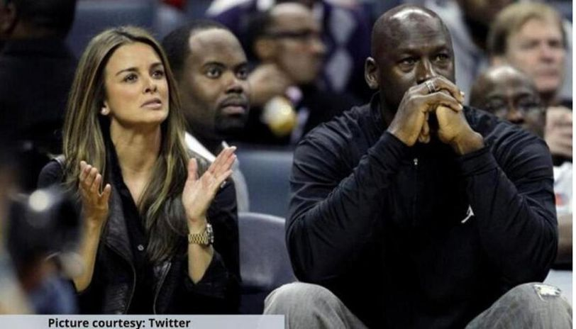 where does michael jordan and his wife live